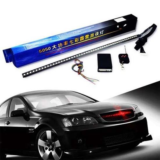 Picture of KNIGHT RIDER MULTI MODE LED BAR GRILL REMOTE CONTROLLER
