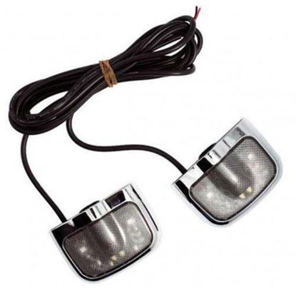 Picture of SUZUKI WELCOME PROJECTOR LAMP WITH LOGO (2PC/SET)