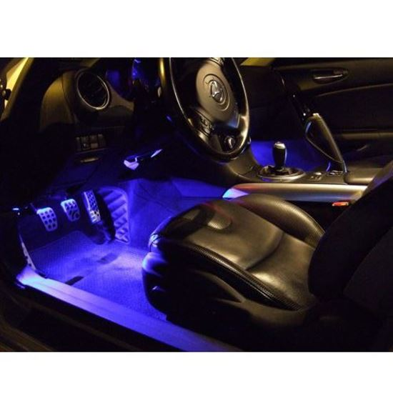 Picture of LED CAR AUTO FLOOR INTERIOR ATMOSPHERE LIGHT