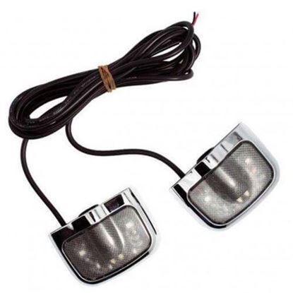 Picture of HONDA WELCOME PROJECTOR LAMP WITH LOGO (2PC/SET)