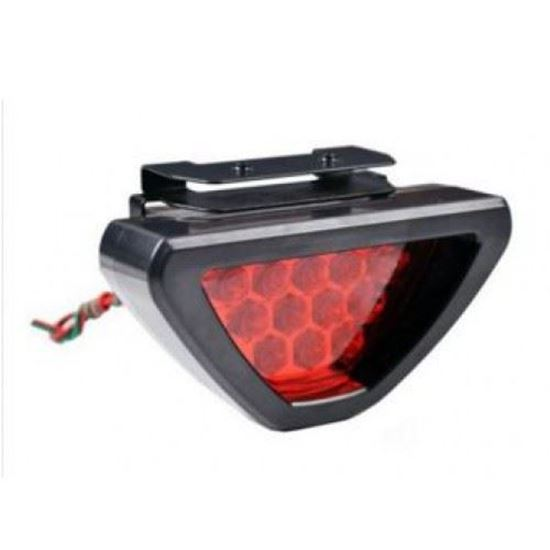 Picture of F1 STYLE 12 LED RED REAR TAIL BRAKE LIGHT