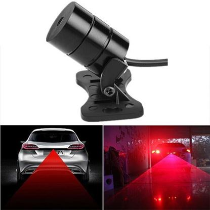 Picture of CAR ANTI COLLISION REAR-END WARNING LASER LIGHT SPIDER DESIGN