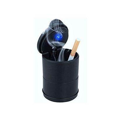 Picture of LED Light Ashtray - Black