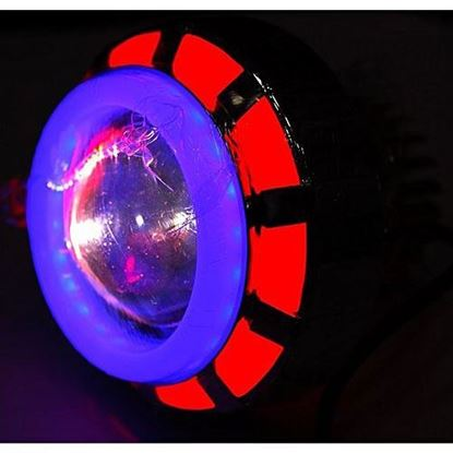 Picture of Angel Eye Projector Light Pair - Multicolour