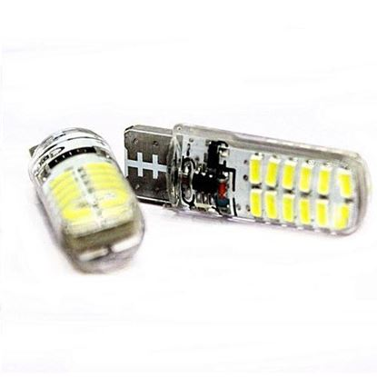 Picture of Parking LED Bulb Red