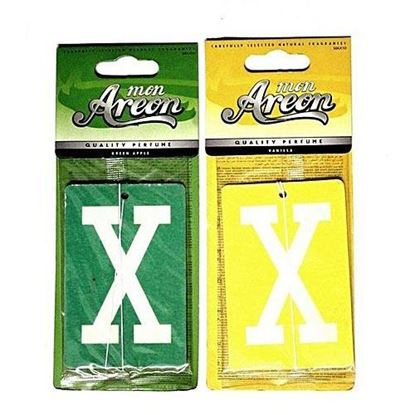 Picture of Pack Of 2 - Hanging X Fragrance For Car