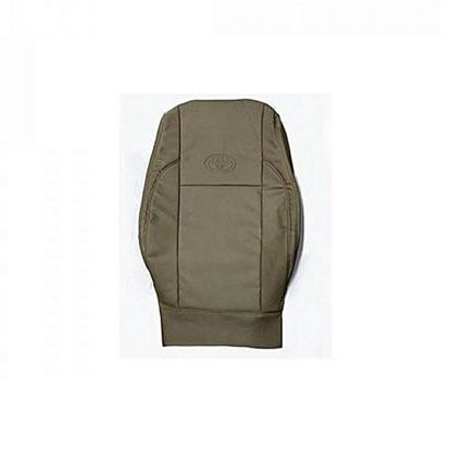 Picture of Leather Seat Cover For Toyota Corolla - Brown