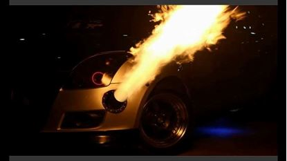 Picture of Octane universal  Fire / Flame thrower kit for All Cars