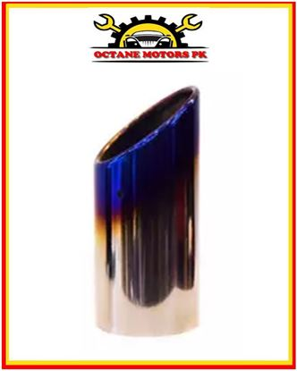 Picture of Burnt Tip Muffler