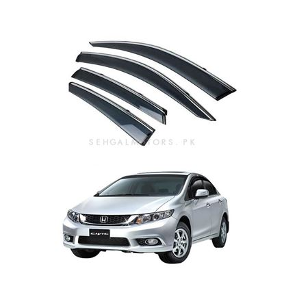 Picture of Honda Civic 2012 to 2015 Air Press