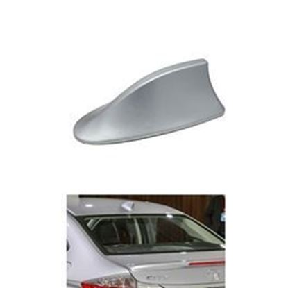 Picture of Honda City Ducktail Fin Antenna Glossy White