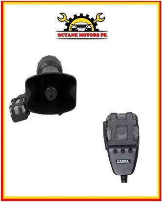 Picture of 5 Sound Loud Car Warning Alarm Police Siren Horn Speaker System
