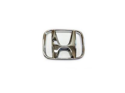 Picture of Honda Car Monogram - Silver